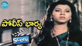 Police Bharya Movie Scenes - Ahuthi Prasad Fires On Soundarya || Seetha || Naresh - IDREAMMOVIES