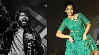 Vijay Devarakonda & Rashmika Mass Dance @ Dear Comrade Music Festival - RAJSHRITELUGU