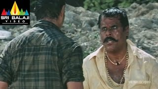 Dopidi Movie Vijay and Ashish Vidyarthi Action Scene || Vijay, Trisha, Saranya - SRIBALAJIMOVIES