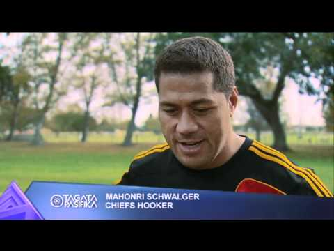Sona Taumalolo Try scoring Rugby Union prop NZ