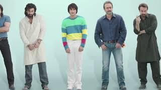 संजू , संजय दत्त पर बनी बायोपिक का ट्रेलर रिव्यु - ITVNEWSINDIA