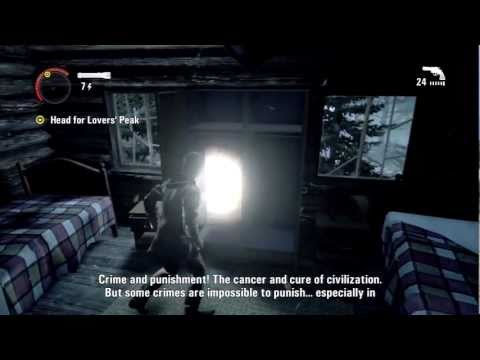 Alan Wake: Walkthrough - Part 1 [Episode 2] - Taken - Let's Play (Gameplay & Commentary) [Xbox 360]