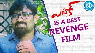 Attack Is A Best Revenge Film - Anji || Attack Movie || Talking Movies with iDream - IDREAMMOVIES