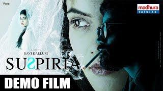 SUSPIRIA || Telugu Short Film || Kalpika Ganesh || Veera || Ravi Kalluri - YOUTUBE
