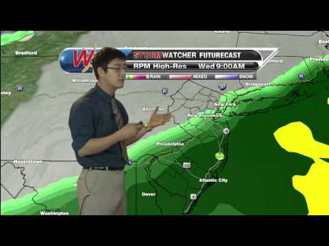 Monday November 24, 2014 Afternoon Forecast