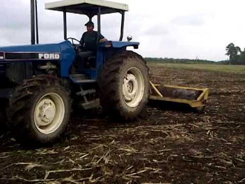 Rodillo compactador agricola