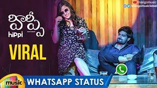 Best Weekend WhatsApp Status | Viral Song | HIPPI Movie Songs | Kartikeya | Digangana | Mango Music - MANGOMUSIC