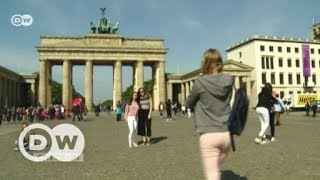 The Brandenburg Gate, a Berlin Landmark | DW English - DEUTSCHEWELLEENGLISH