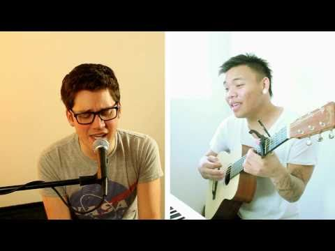 """Let It Be"" - The Beatles (Alex Goot + AJ Rafael cover)"