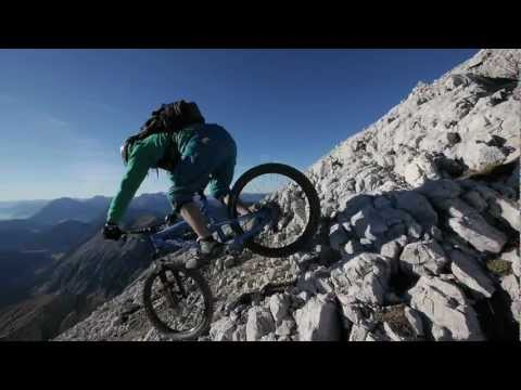 Sunset Ride in the Karwendel