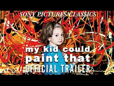My Kid Could Paint That 2007 documentary movie, default video feature image, click play to watch stream online