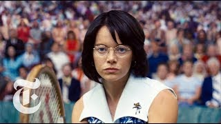 Anatomy of a Scene from Battle of the Sexes - THENEWYORKTIMES