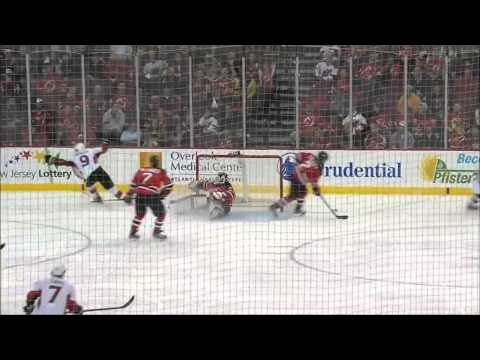 Milan Michalek Goal (Ottawa Senators vs New Jersey Devils April 12, 2013) NHL HD