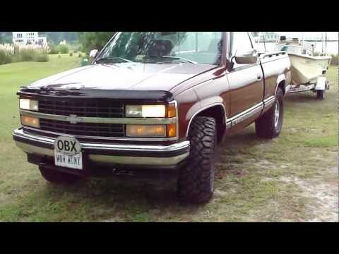 SILVERADO Z71 4X4 OFF ROAD * BAD ASS * GOIN FISHIN * CAROLINA SKIFF * PARTY TIME