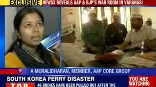Fight for Varanasi gets intense - NEWSXLIVE