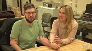 Double-Arm Transplant Gives Marine Corps Veteran a Shot at New Life - VOAVIDEO