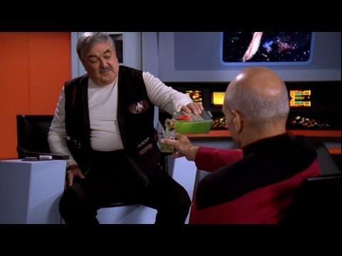 Behind the Scenes of Star Trek: The Next Generation's