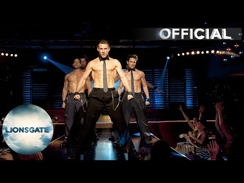Magic Mike - New Trailer (HD) 2012 Starring Channing Tatum as a stripper