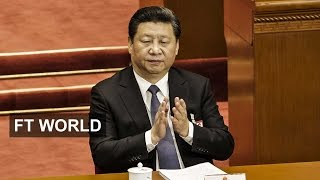 Xi Jinping's presidency in 90 seconds - FINANCIALTIMESVIDEOS