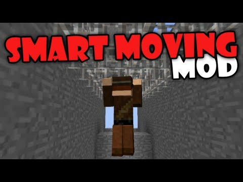 Minecraft Mods Smart Moving ASSASSINS CREED IN MINECRAFT