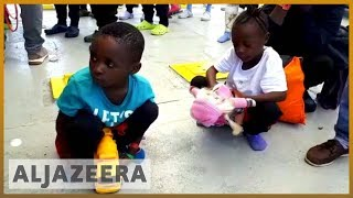 🇪🇸 Aquarius: Refugees and migrants finally reach dry land in Spain | Al Jazeera English - ALJAZEERAENGLISH
