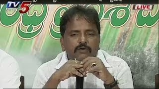 CM Kiran Conflicting For samaikyandhra - Sailajanath - TV5NEWSCHANNEL