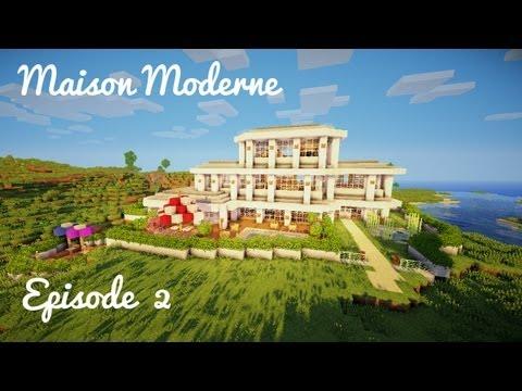 Construction d'une maison moderne! - Ep 02: 1er et 2e étage + BONUS