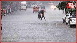 Stay Safe! Heavy Rain Alert Issued In Himachal Pradesh And Uttarakhand For The Next 24 Hours - AAJTAKTV