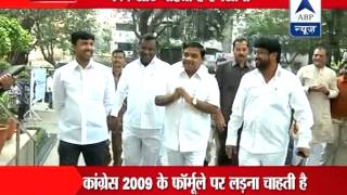 No settlement between Congress and NCP on seat sharing in Maharashtra - ABPNEWSTV