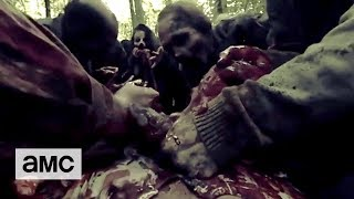 The Walking Dead 360 Experience (Pt. 3): Devoured - AMC