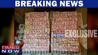 Massive Seizure By Tamil Nadu I.T Department - TIMESNOWONLINE