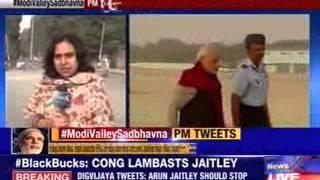 Narendra Modi to Spend Diwali with Jawans - NEWSXLIVE