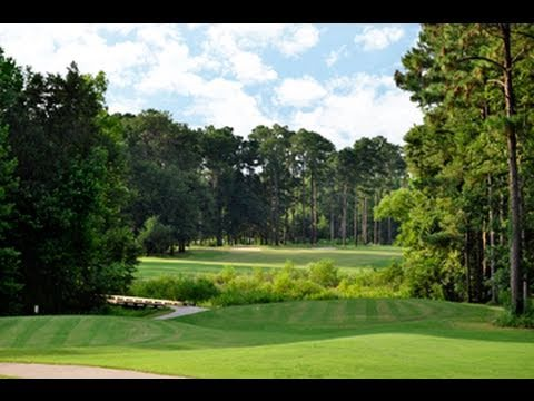 Brazell's Creek Golf Course at Gordonia Alatamaha State Park in Georgia