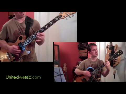 Santana - Samba Pa Ti Guitar Cover