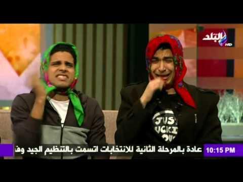 فيديو مسخرة السنين هتفصل ضحك ثنائي مسرح مصر في مشهد كوميدي برنامج جد جدا - اتفرج تيوب