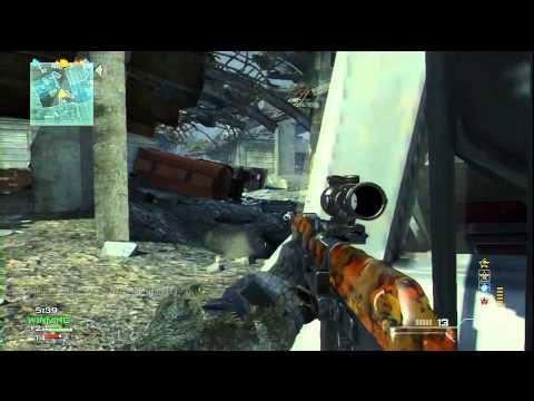 Mw3 Flawless Dragunov Moab 40 Gunstreak MWEG ep 31