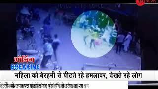 Morning Breaking: Woman killed in a busy market during broad daylight in Delhi - ZEENEWS