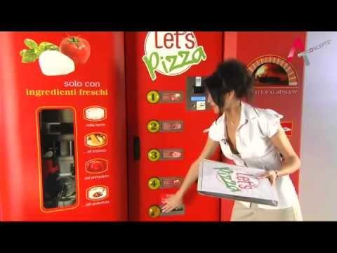 A1 concepts Let's Pizza