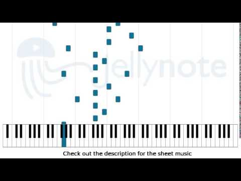 Rain and Tears - Aphrodite's Child [Piano Sheet Music]