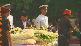 18 Aug, 2018: Former Indian PM Vajpayee cremated in New Delhi with full state honours - ANIINDIAFILE