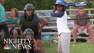 "A League Of Their Own: Playing ""Unorganized"" Basefull For Fun 