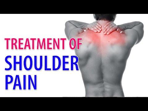 Treatment of Shoulder Pain through Acupressure