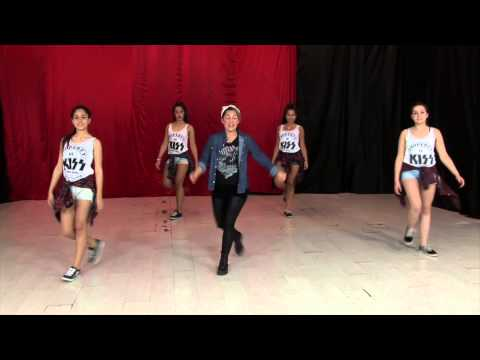 Coreografía de Thrift Shop de Macklemore & Ryan Lewis (Paso a Paso) / TKM