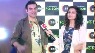 Arbaaz Khan on Salman Khan in Dabangg 3 and web-series titled Poison - ZEENEWS