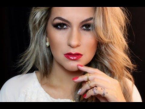 Maquiagem para o Dia dos Namorados por Alice Salazar (2014)