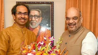 Amit Shah dials Shiv Sena chief Uddhav Thackeray, over no confidence motion - NEWSXLIVE