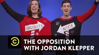 The 12 Wars on Christmas - The Opposition w/ Jordan Klepper - COMEDYCENTRAL