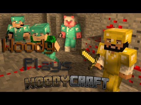 Minecraft - Factions, Murder, and Pillaging on WoodyCraft.net