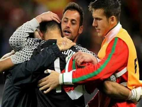 Sad Moments - World Cup Football 2010
