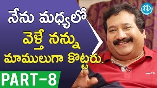 Singer Mano Exclusive Interview - Part #8    Koffee With Yamuna Kishore - IDREAMMOVIES